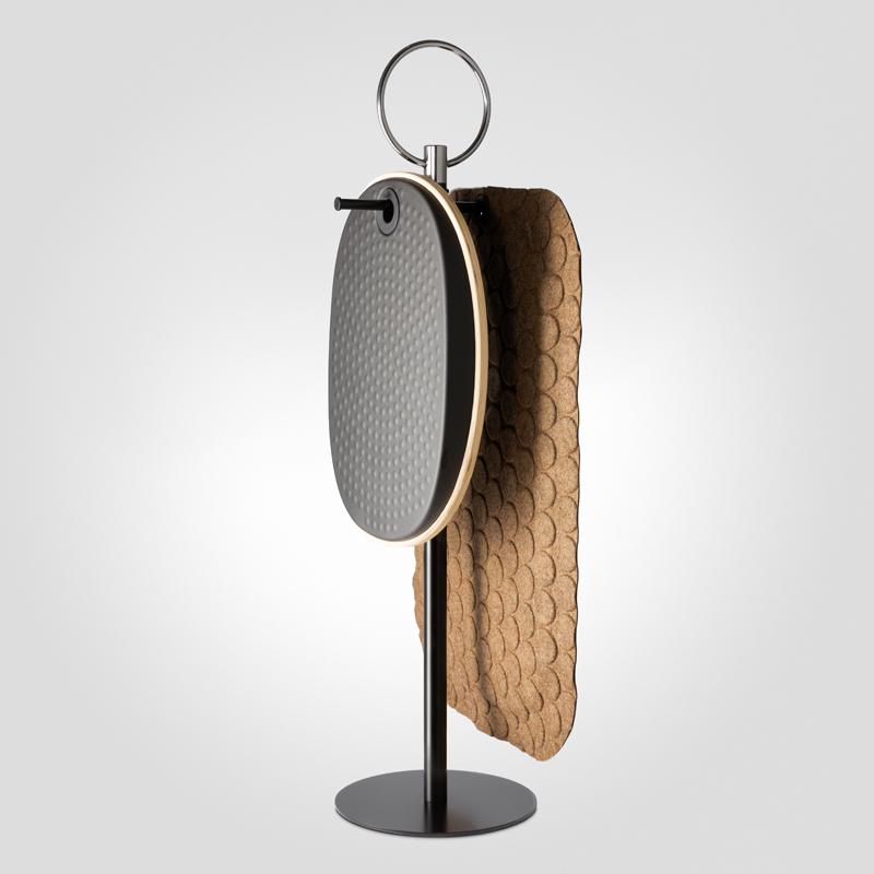 StandUp Hanger, black. För upphängning av StandUp-produkter.