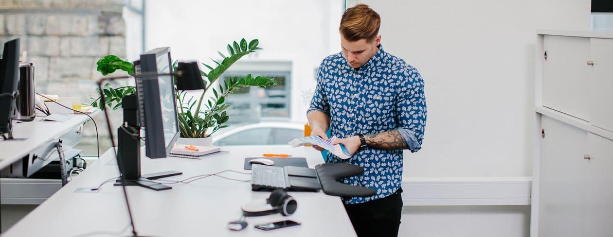 Matting Office Wellness - Lagar och regler för arbetsmiljön