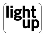 LightUp logotype