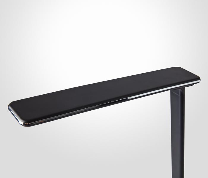 Matting Office Wellness - LightUp Singapore arbetsplatslampa LED, Black 775740