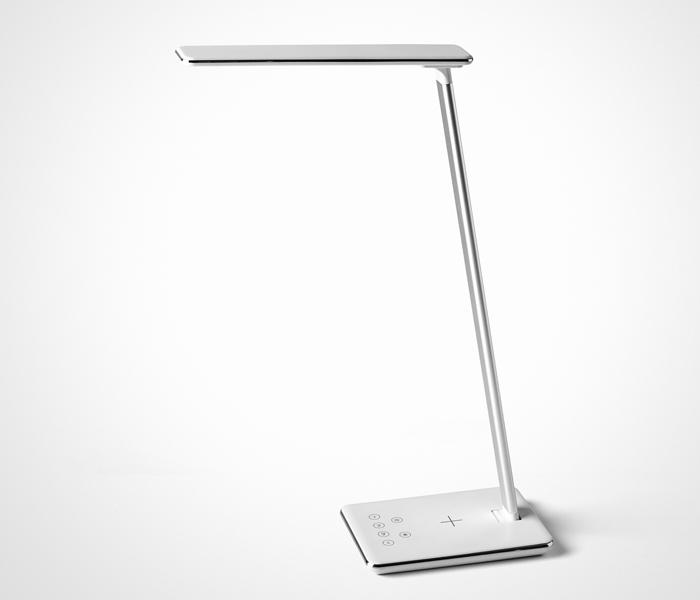 Matting Office Wellness - LightUp Singapore arbetsplatslampa LED, White 775741