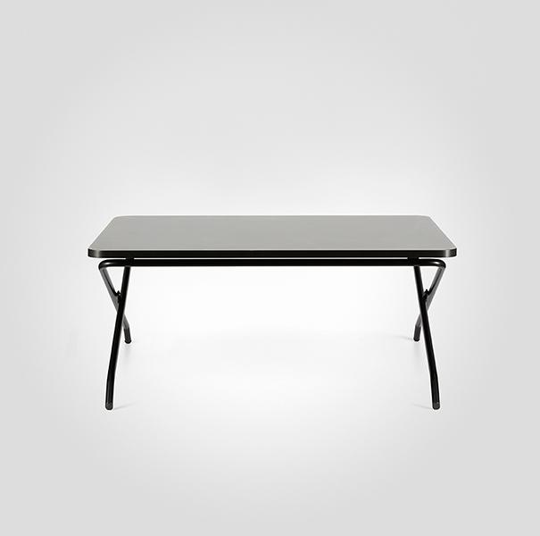 StandUp Minidesk, black