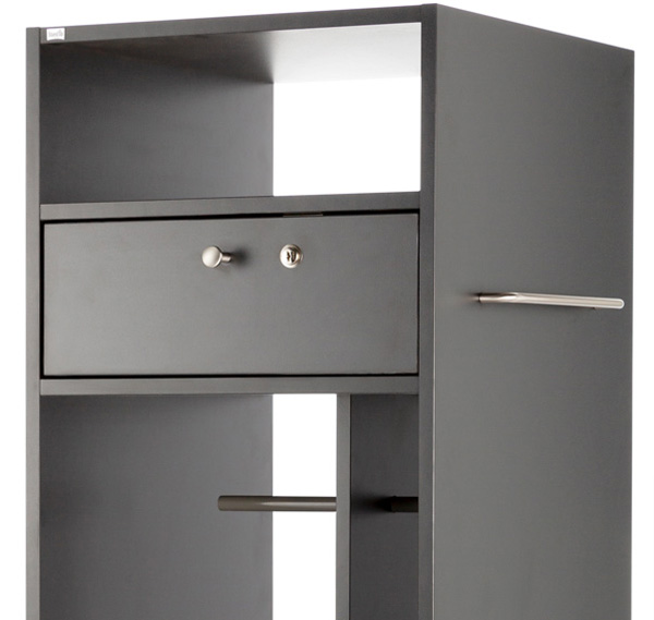 StandUp Storage Black bygel