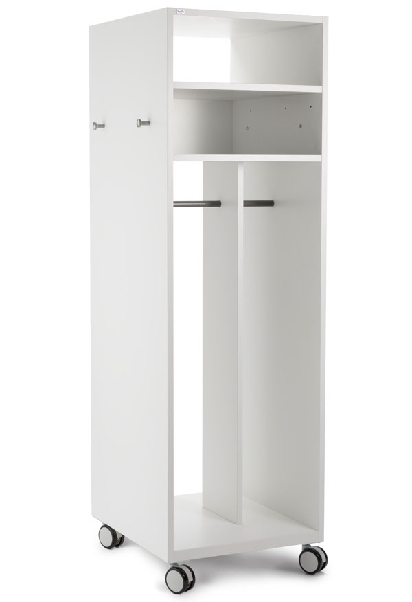 StandUp Storage White utan låda