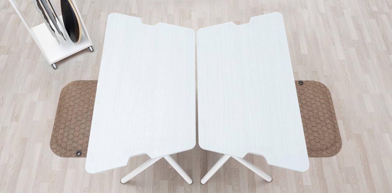 StandUp_Trapets_Desk_WhiteAsh_dubbel